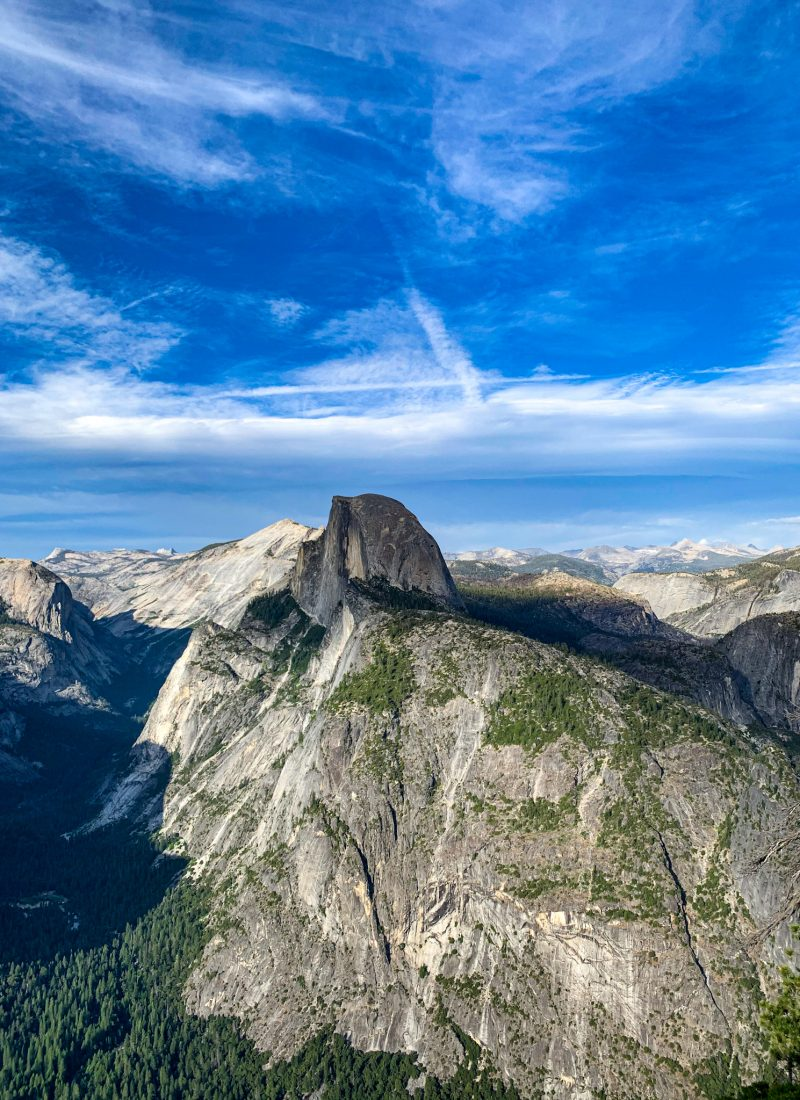 The Most Picturesque Spots in Yosemite National Park