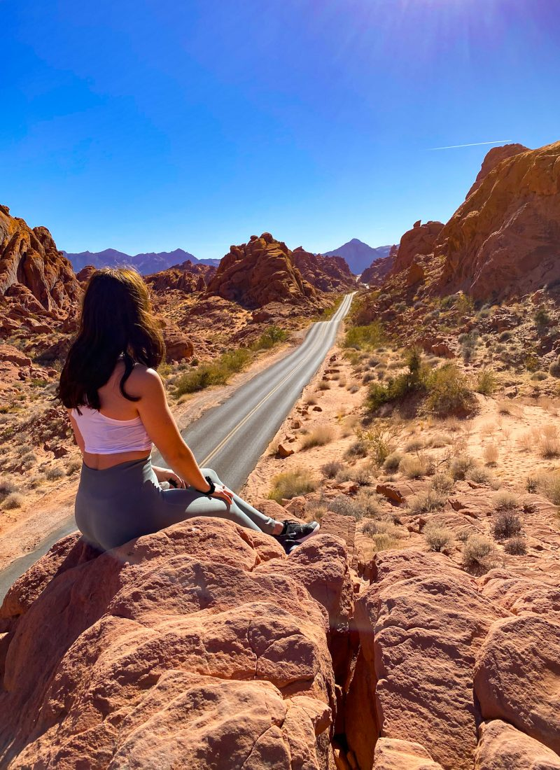 Valley of Fire State Park–The Best Escape from Las Vegas