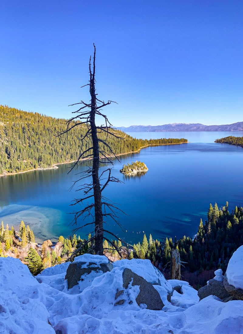 The Most Photographic Spots in Lake Tahoe